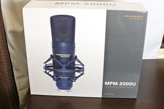 MPM2000Uのパッケージ