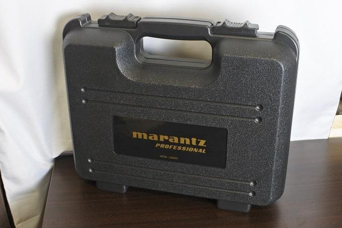 MPM2000Uの専用ケース