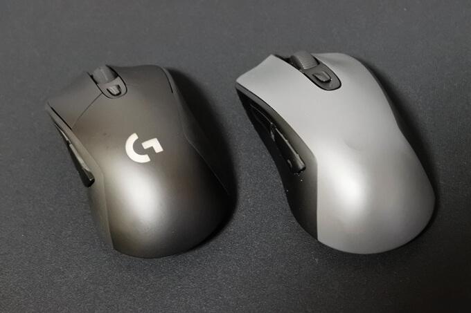 G703hとG603の違いを比較