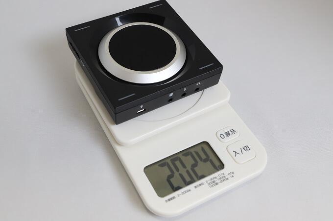 GSX1000の重量