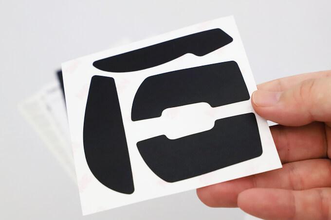 G PRO X SUPERLIGHTのグリップテープ