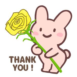 というわけで、ありがとうございました!