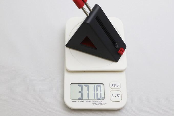 BenQ CAMADEⅡは高重量で安定感あり